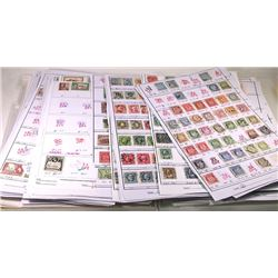 World Stamps, Mixed Accumulation