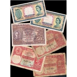 Accumulation, Asia, Banknotes, 1940-53