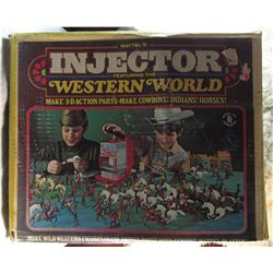 1968 Mattel's Injector Featuring Western World