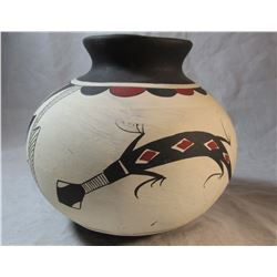 Acoma Painted Pottery