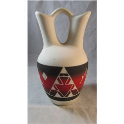 Sioux Pottery Wedding Vase
