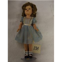 Doll by Ideal 1950s Shirley Temple