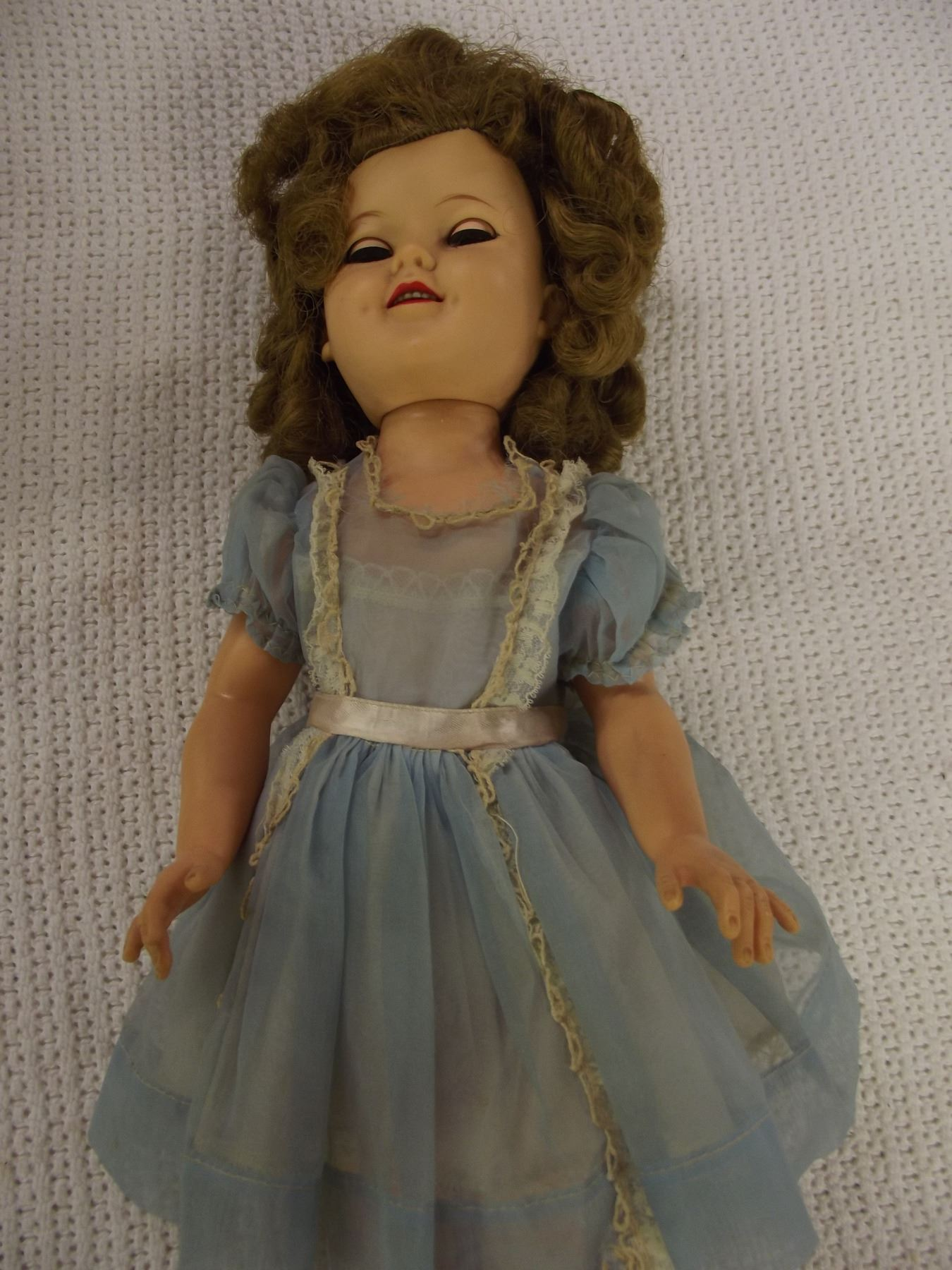 Image 2 Doll By Ideal 1950s Shirley Temple