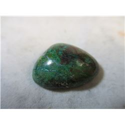 Vintage Turquoise Polished Cab Old Collection