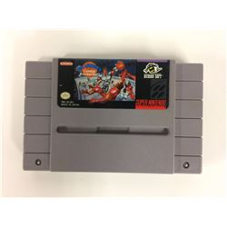 Bill Laimbeer's Combat Basketball (Super Nintendo, SNES) cart only