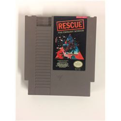 Nintendo NES Rescue The Embassy Mission (nintendo entertainment system game cart