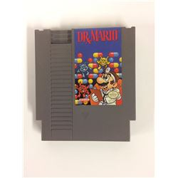 Dr. Mario -- Nintendo Entertainment System NES -- Game only