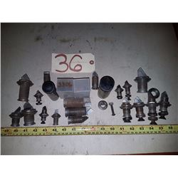 Lot of assorted MicroBore Boring Head