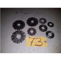 lot of Milling Cutter