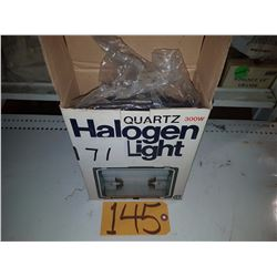 Quartz Halogen Light