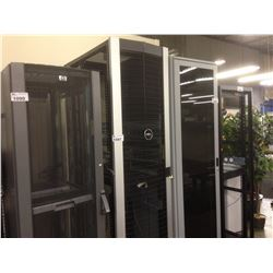 DELL 7' TALL MOBILE SERVER CABINET