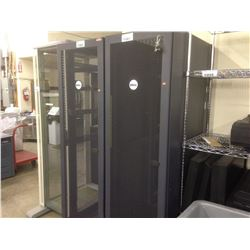DELL 6'+ TALL MOBILE SERVER CABINET