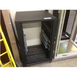 "43"" TALL MOBILE SERVER RACK"