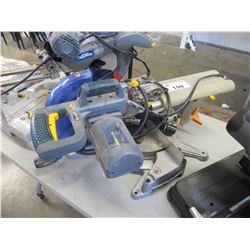 mastercraft hawkeye laser mitre saw manual