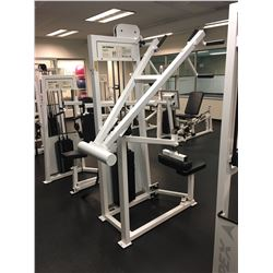 APEX LAT PULLDOWN MACHINE, WITH 250 LBS WEIGHT