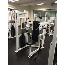 APEX SHOULDER PRESS MACHINE, WITH 200 LBS WEIGHT