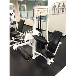 APEX LEG CURL MACHINE, WITH 230 LBS WEIGHT
