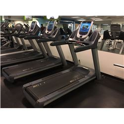 PRECOR TRM 10.885/833/811 TREADMILL, P80 DISPLAY INC. GFX IMPACT CONTROL SYSTEM, BUILT IN WI-FI TELE
