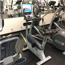 PRECOR HD STATIONARY BIKE, WITH P80 DISPLAY INC. BUILT IN WI-FI TELEVISION, AND USB PORT