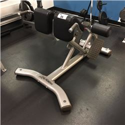 LIFE FITNESS INCLINE EXERCISE BENCH