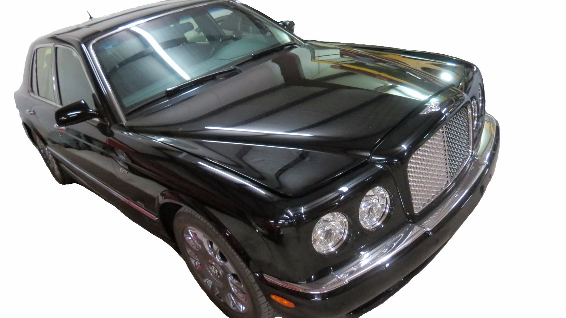 Video; Video; Image 1  2005 Bentley Arnage Red Label/R Mulliner Sedan 4 Door; 6.75 ...  sc 1 st  iCollector.com & 2005 Bentley Arnage Red Label/R Mulliner Sedan 4 Door; 6.75 Twin ...