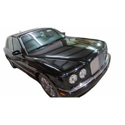 2005 Bentley Arnage Red Label/R Mulliner Sedan 4 Door; 6.75 Twin Turbo V8 PFI; 4 Door; Auto Transmis