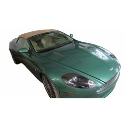 2006 Aston Martin DB9 Volante Convertible; 6.0L V12 F; Standard Transmission; Gasoline; Rear Wheel D