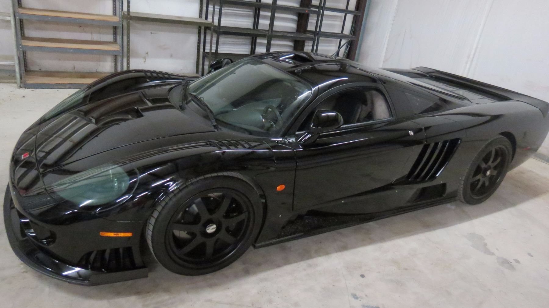 2006 Saleen S7 with Butterfly Doors; Twin Turbo; Standard ...