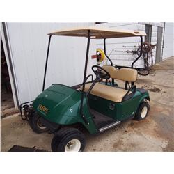 EZ-GO Textron Electric Golf Cart, 7500W
