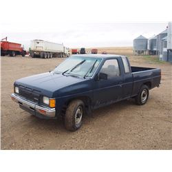 1989 Nissan King Cab, 87,217KM, Auto, Air 4 Cyl