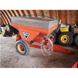 United Farms Tools Fertlizer Spreader, PTO Drive