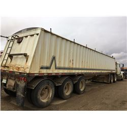 1990 Load King Trailer, Triaxel, does not leak, 42'