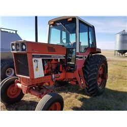 1978 Case International 1086 Tractor