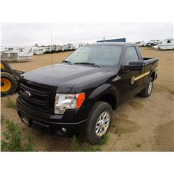 2013 Ford F150 Bobby Orr Collectors Edition 0 KM