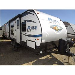 2018 Palomino Puma XLE Lite Travel Trailer 22RBC