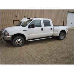 2003 Ford F350 Dually 4X4