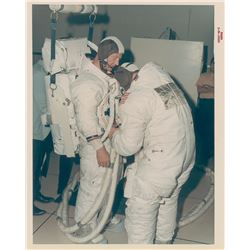 Apollo 11: Aldrin and Armstrong Original Vintage NASA Photograph