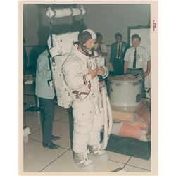 Apollo 11: Aldrin Original Vintage NASA Photograph
