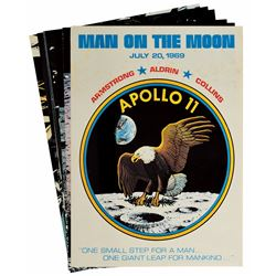 Apollo 11 Collection of Ephemera