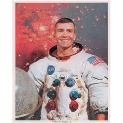 Apollo 13: Lovell, Haise, and Slayton Set of (3) Signed Items