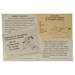 Flight Crew Health Stabilization Program Collection of Posters and Manuals
