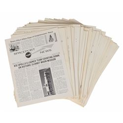 Spaceport News Collection of Newspapers