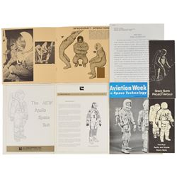 Apollo Spacesuit Informational Pamphlets