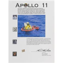 Apollo 11 Flown Kapton Foil
