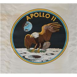 Apollo 11 Oversized Beta Cloth Patch