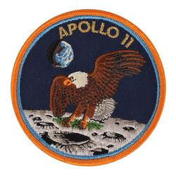 Neil Armstrong Apollo 11 Patch