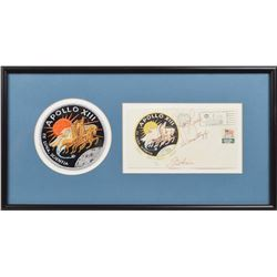 Apollo 13 Signed Insurance Cover