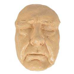 Edgar Mitchell's Life Mask