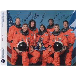 STS–107 Columbia Signed Photograph