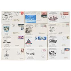 Milestones of Flight Cover Collection